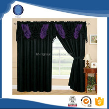 Wholesale quality 2016 lastest designs window curtain