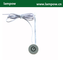 LP-9027 Bookshelf light dimmer sensor switch, touching sensor switch for glass shelf light