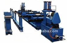 Automatic Double Work Station Flattening-head Chamfering machine