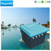 2017 Hot Sale High Performance Underground Integrative Filtration System Embedded Swimming Pool Filter