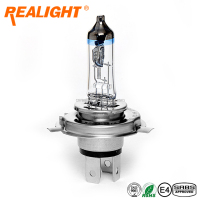 Xenon Auto Car P43T 12V 100/90W P43T +100% More Light H4 Halogen Bulb
