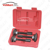 WINMAX Slide Hammer Set Rear Axle Bearing Remover Puller Blind Hole Bearing Puller Set WT05068