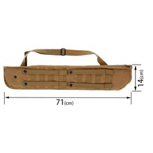 Military Hunting Tactical Rifle Carry Bag Gun Protection Case Shoulder Bag