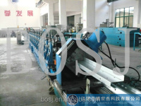Automatic change size CZU purlins roll forming machine/metal purlin roll former/purlin roof forming machinery