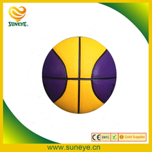 new design factory price hot sale cheap PU basketball size 5