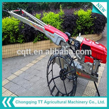 New kubota walking tractor price Mini Agricultural Equipment Diesel Engine Walking Tractor with disc plough