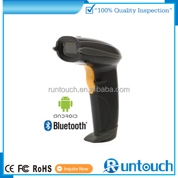 Runtouch Industrial PDA 533MHZ 2.8 inch TFT 200 scan/sec Wi-Fi With 1D 2D Barcode Scanner