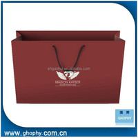 paper shopping bag , cheap brown kraft paper bag, brown paper bag