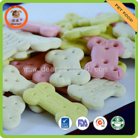 strawberry flavour biscuit pet food wholesale for dog