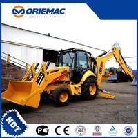 small garden tractor loader backhoe CHENGGONG CG866H mini backhoe loader for sale