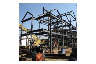 cheap light steel structure prefab house for living
