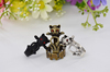 2016 fashion design Hippie Vintage Anel Punk Kitty Wedding Boho Chic animal sex women s ring plated jewelry