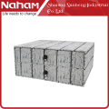 NAHAM House Wooden Drawer Organizer Storage Drawer