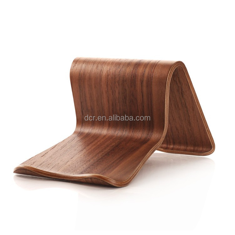 Bamboo Hard Panel Stand Holder for PC, Pad, Computer, Mac book Air, Mac book Pro, Tablet PCs, eReaders, Books