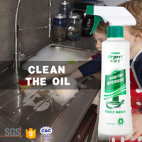 Wholesale Spray Grease Oil Stain Remover for Kitchen cleaner