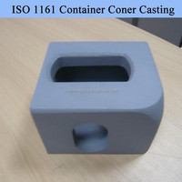 ISO container corner, ISO 1161 container corner fitting
