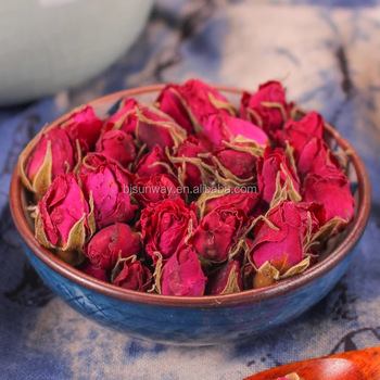 Red Rosebud Tea Beautiful Rose Tea
