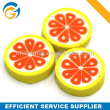 Lemon Orange Eraser