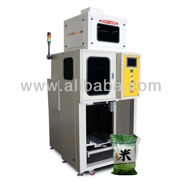 SUPER PAC-2000 Fully Automatic Granular Packing Machine