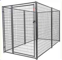 China High Quality 6' High welded dog cage/kennels