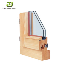 solid hard wood good quality wooden window frames designs