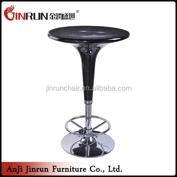 Best sale furniture good looking led covers bar table