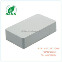 ABS switch housing for pcb board small plastic boxes 102*63*28mm abs control plastic industrial boxes