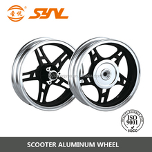 Heat treatment Scooter Wheel Rim