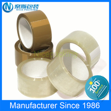 Top Rank Manufactuer Strong Adhesion e water activated bopp tape with first hand factory competitive price