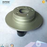 Big Discount Rear OVPENK Brake Disc For BMW 118i/120i(E81/82/87/88) / 3.318i/320i(E90) Chassis Parts