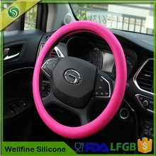 Heat Resistant Silicone Steering Wheel Cover Wholesale Factory