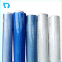 light weight 5kg per roll pvc plastic rain gutters