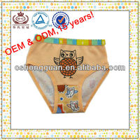 Lingerie for Child / Thong for Children / Cartoon Children Girls Underwear