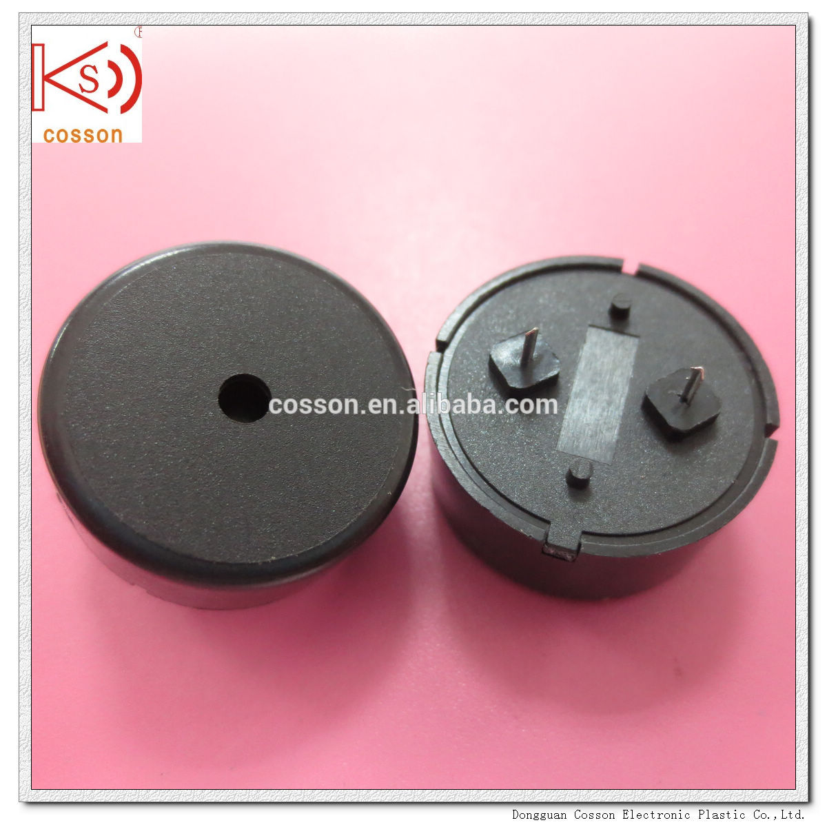 17mm piezoelectric buzzer (passive buzzer type)