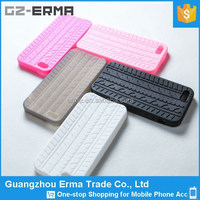 Tyre Deign Mobile Phone Silicon Case for iphone 5s