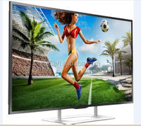 2016 New model extremely big size 100inch Uhd led smart tv with ultra slim frame