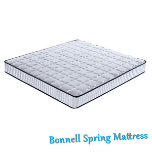 CFR1633 fire retardant vacuum roll packing compressed Bonnell Spring Coil Mattress for Amazon