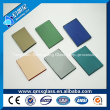 top-class Manufacturer, 4-19mm Building Tinted Ribbed Glass