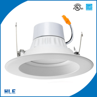 2014 new product 6 inch 8 inch recessed commercial led downlight for USA market