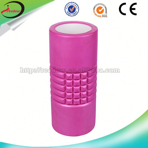 plastic balance beam high density massage eva foam for yoga training roller
