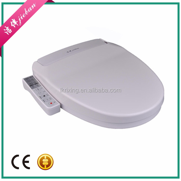 Toilet seat cover hot sale intelligent one piece toilets