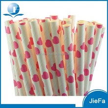 Newest Design High Quality Paper Straw Party Supplier