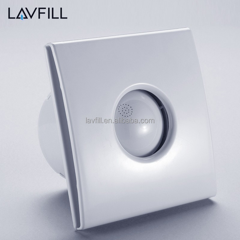 12W HVAC Wall/Window Mounted Axial Decorative Fans