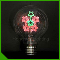 Made In China Flowers Style Led Filament Bulb Lights For Sale