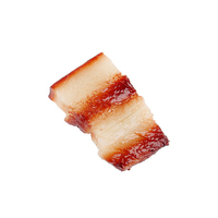 New 2018 Bacon Shaped 2GB Pendrive Plastic USB Flash Drive Memory Stick with Gift Box Packing