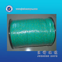 Eco-friendly and best price colored cotton craft rope