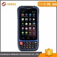 Rugged 4.0 inches Quad-Core Android gps handheld 2d barcode scanner in PDAS