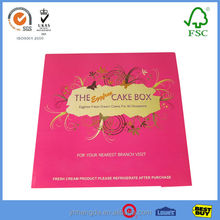 Fashion New Style Cupcake Box Packaging