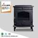 HiFlame cast iron wood stove heater style freestanding fireplace HF243Bi