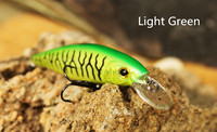 Best selling China facory fishing minnow lure 60mm 6.5g 3D eyes popper bait Water Cormorant Hard Lure